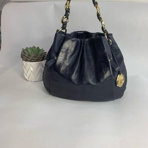 Vince Camuto Bucket Tot Bag Gold chain & hardware